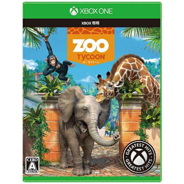 マイクロソフトMicrosoftZooTycoonGreatestHits【XboxOneゲームソフト】
