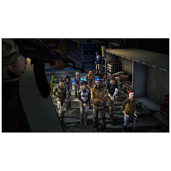 スクウェアエニックスSQUAREENIXウォーキング・デッドシーズン2【PSVitaゲームソフト】
