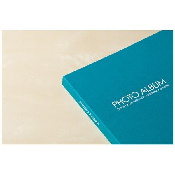 セキセイSEKISEIハーパーハウスフォトアルバムLサイズ240枚収容(ブルー)XP-3126[XP3126]