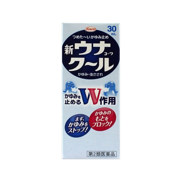 【第2類医薬品】新ウナクール(NEW)(30mL)【wtmedi】KOWA興和