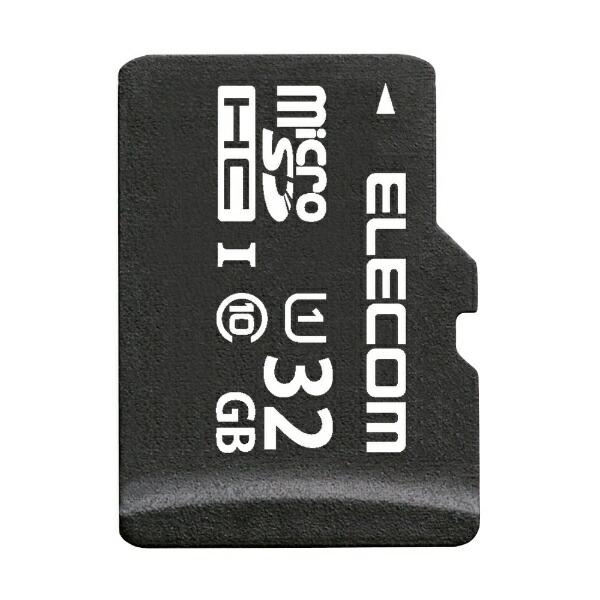 エレコムELECOMmicroSDHCカードMF-BMSDシリーズMF-BMSD-032[32GB/Class10][MFBMSD032]