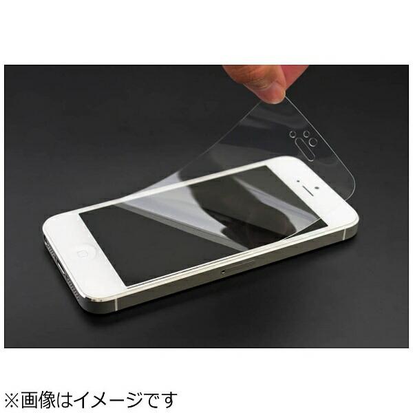 パワーサポートPOWERSUPPORTiPhoneSE(第1世代)4インチ/5c/5s/5用衝撃吸収クリスタルフィルムPSE-05