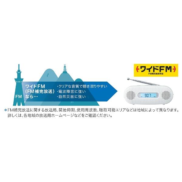 パナソニックPanasonicRF-TJ20D携帯ラジオオレンジ[AM/FM/ワイドFM対応][RFTJ20D]panasonic