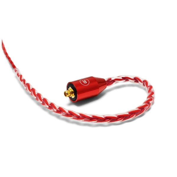 オヤイデ電気oyaideリケーブルPalette8MX-A(MMCX端子⇔3.5mmステレオミニ端子/CrimsonRed)PALETTE8MXACRIMSONR