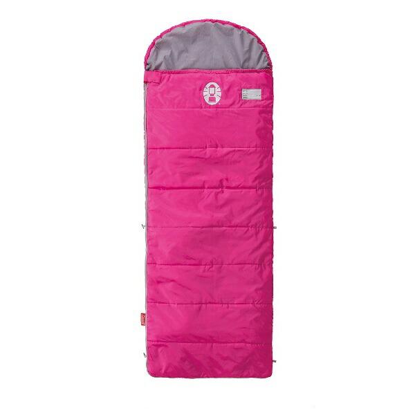 コールマンColemanスリーピングギア子供用寝袋スクールキッズC10(ピンク)2000027269