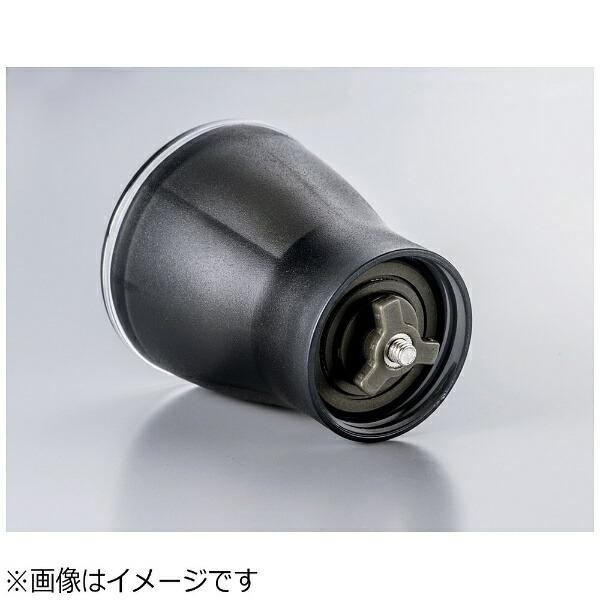 ハリオHARIOMSS-1TBコーヒーミル・セラミックスリム透明ブラック[MSS1TB]【rb_pcp】