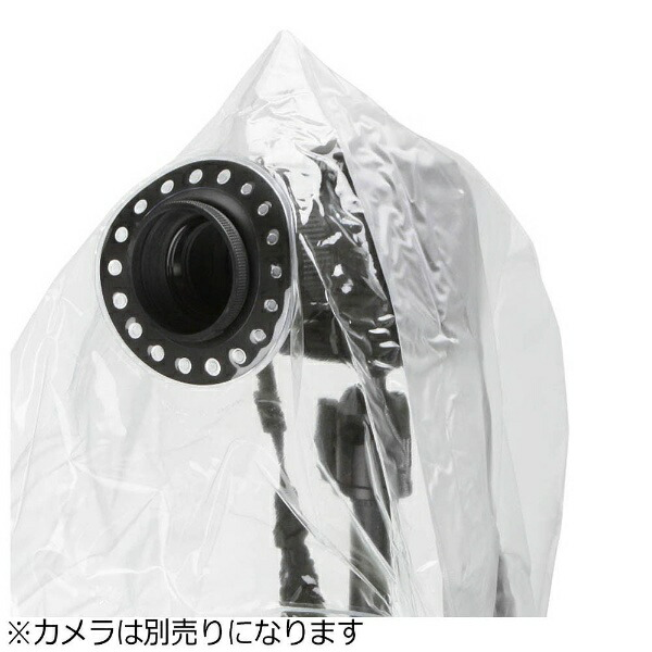 エツミETSUMIカメラレインジャケットIILE-6731[E6731カメラレインジャケット2]