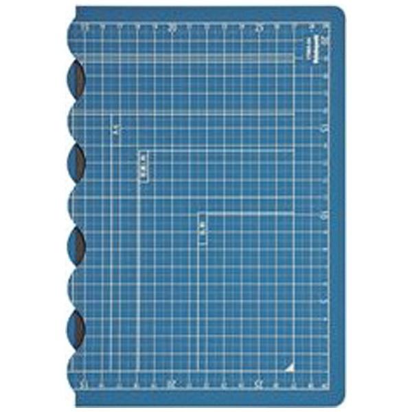ナカバヤシNakabayashi[カッティングマット]ナカバヤシ折りたたみカッティングマットA4CTMO-A4