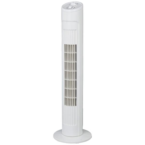 エスケイジャパンSKJapanSKJ-KT33TFタワーファン(扇風機)ホワイト[SKJKT33TF]