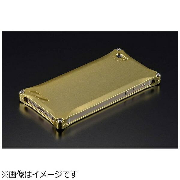 GILDdesignギルドデザインiPhoneSE(第1世代)4インチ/5s/5用ソリッドシャンパンゴールド41719GI-260CGストラップホール付