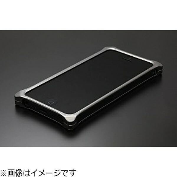 GILDdesignギルドデザインiPhoneSE(第1世代)4インチ/5s/5用ソリッドグレー41725GI-260GRストラップホール付