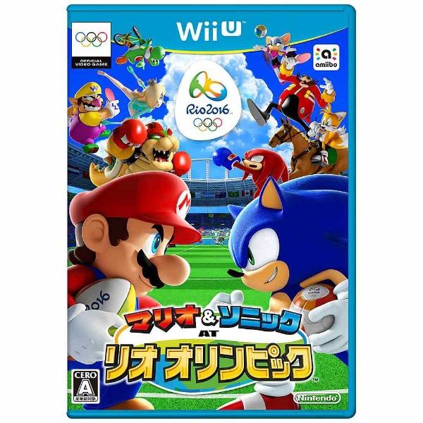 任天堂Nintendoマリオ&ソニックATリオオリンピックTM【WiiUゲームソフト】