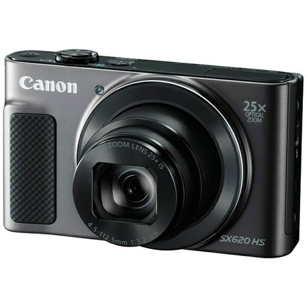 キヤノンCANONPSSX620HSコンパクトデジタルカメラPowerShot(パワーショット)ブラック[PSSX620HSBK]