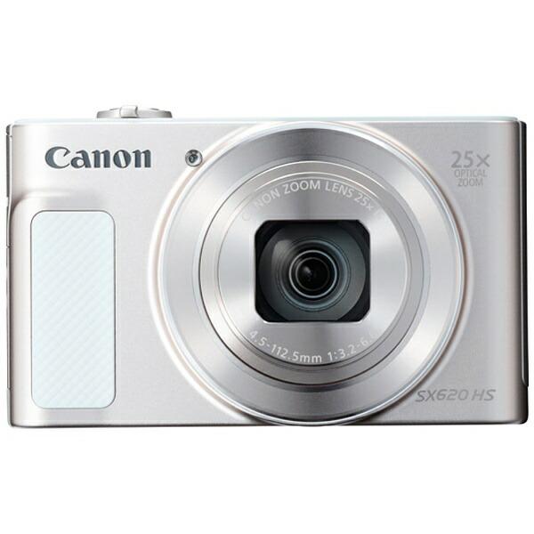 キヤノンCANONPSSX620HSコンパクトデジタルカメラPowerShot(パワーショット)ホワイト[PSSX620HSWH]