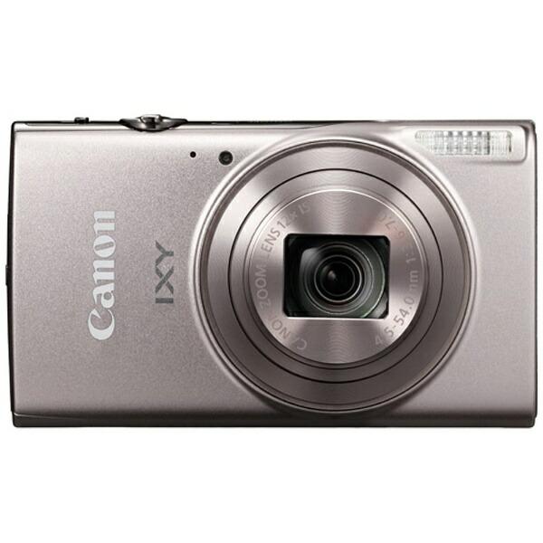 キヤノンCANONIXY650コンパクトデジタルカメラIXY(イクシー)シルバー[IXY650SL]