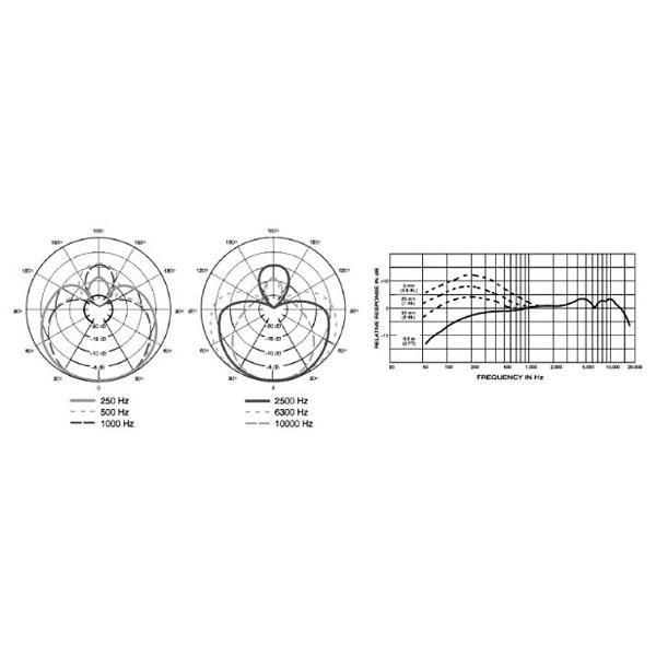 SHUREシュアー楽器用ダイナミックマイクロホンBETA57A-X[BETA57AX]