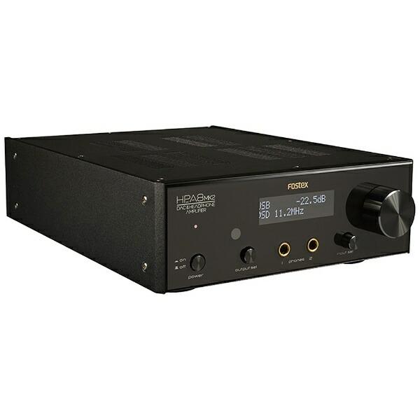 FOSTEXフォステクスヘッドホンアンプDAC付HP-A8MK2[ハイレゾ対応/DAC機能対応][HPA8MK2]