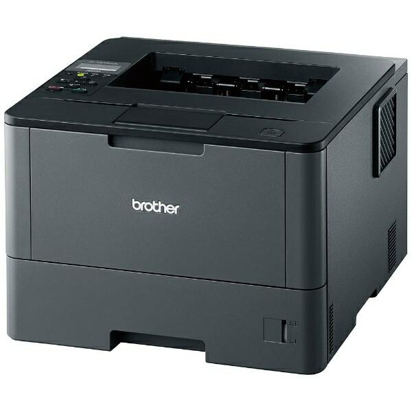 ブラザーbrotherHL-L5100DNモノクロレーザープリンターJUSTIO(ジャスティオ)ブラック[はがき〜A4][HLL5100DN]【プリンタ】
