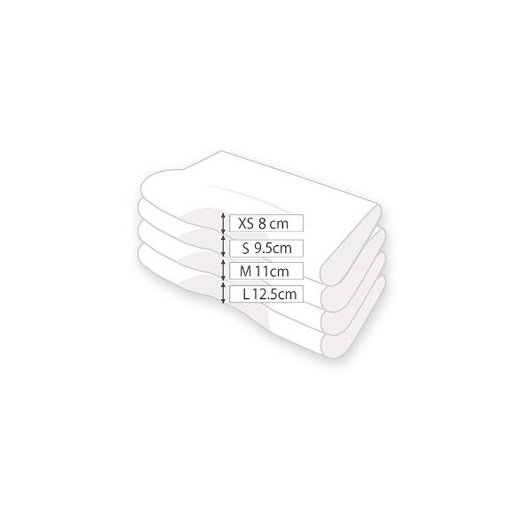 テンピュールTEMPURテンピュールミレニアムネックピローXS(使用時の高さ:約1-2cm)