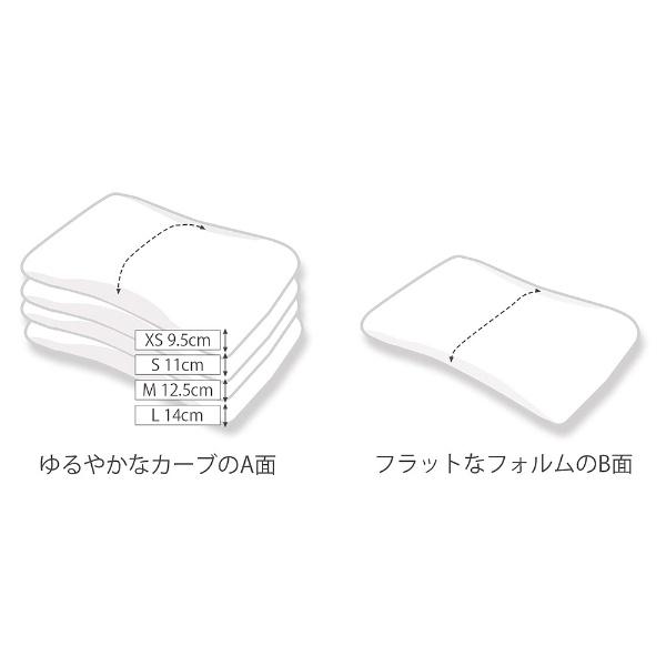 テンピュールTEMPURテンピュールシンフォニーピローS(使用時の高さ:約2-3cm)[691220シンS]