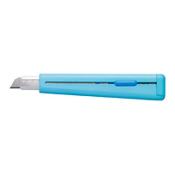 コクヨKOKUYO[カッターナイフ]カッターナイフ標準型・フッ素加工刃青HA-S110B