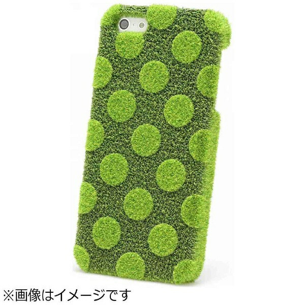 AGリミテッドAgLtdiPhoneSE(第1世代)4インチ/5s/5用ShibaCALbyShibaful大きめドットAG/SBC-ISE01