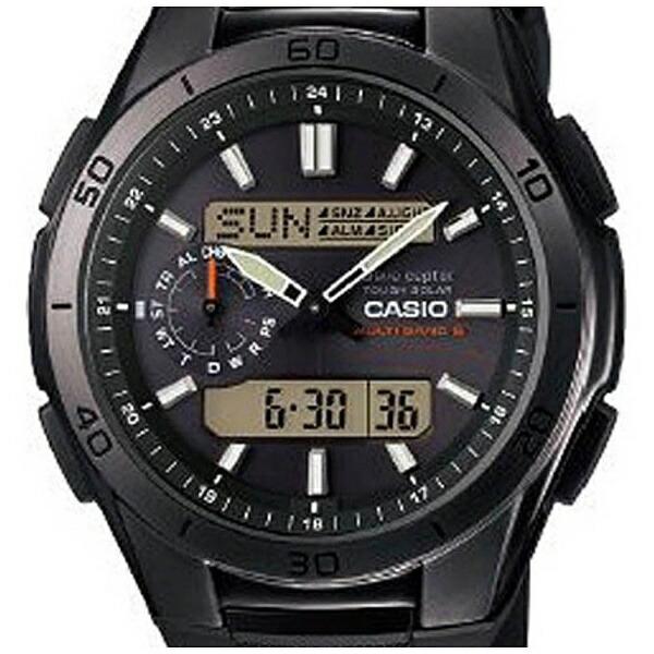 カシオCASIO[ソーラー電波時計]ウェーブセプター(waveceptor)「マルチバンド6」WVA-M650B-1AJF[WVAM650B1AJF]