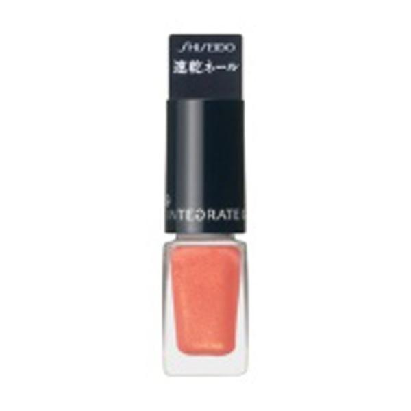 資生堂shiseidoINTEGRATEGRACY(インテグレートグレイシィ)ネールカラーオレンジ246(4mL)