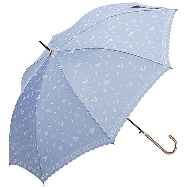 ウォーターフロントWaterfront長傘スノーフラワーSNFW-1L58-UJ[雨傘/レディース/58cm/色・柄指定不可]
