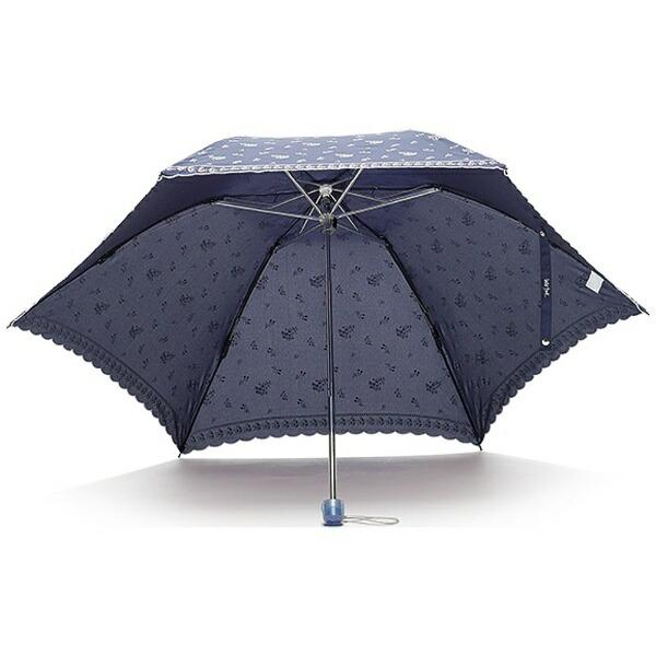ウォーターフロントWaterfront【折りたたみ傘】レディース折傘スノーフラワー53cm三つ折SNFW-3F53-UH53cm【色指定不可】