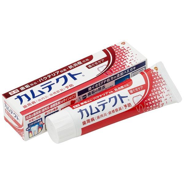 アース製薬Earthカムテクト歯磨き粉歯ぐきケア薬用ハミガキ115g【wtcool】
