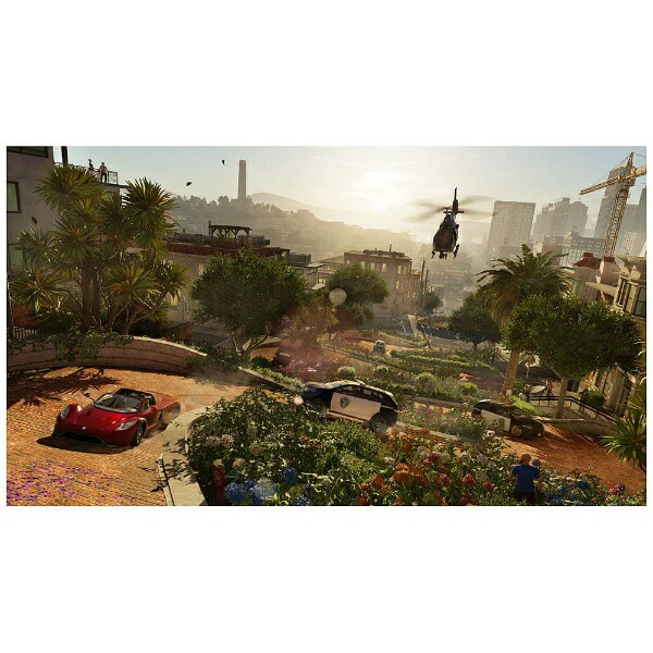 ユービーアイソフトUbisoftウォッチドッグス2【XboxOneゲームソフト】