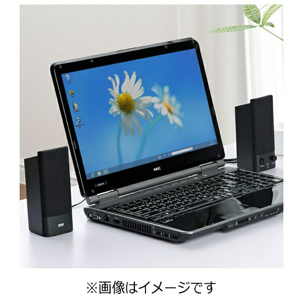 サンワサプライSANWASUPPLYMM-SPL2N2PCスピーカー[AC電源/2.0ch][スピーカーパソコン]