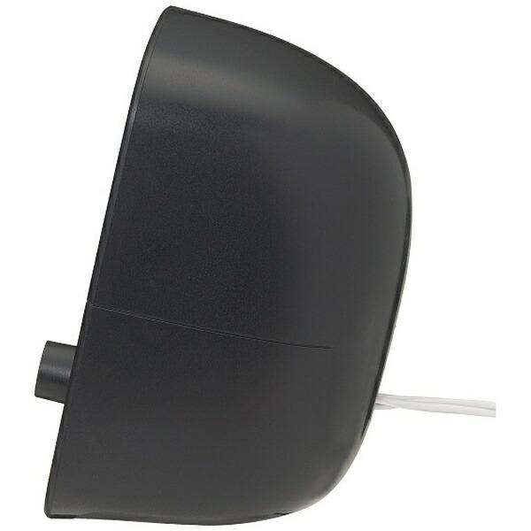 EDIFIERエディファイアED-R12UBKPCスピーカーブラック[USB電源/2.0ch]