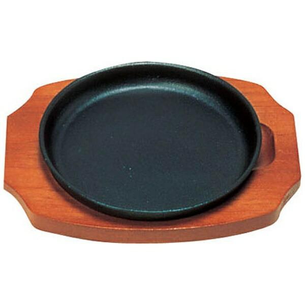 三和精機製作所《IH対応》ステーキ皿丸型B21cm<PSV16021>[PSV16021]