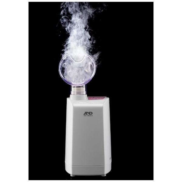 A&Dエー・アンド・デイ超音波温熱吸入器UN-135-P(ピンク)[UN135P]【ribi_rb】