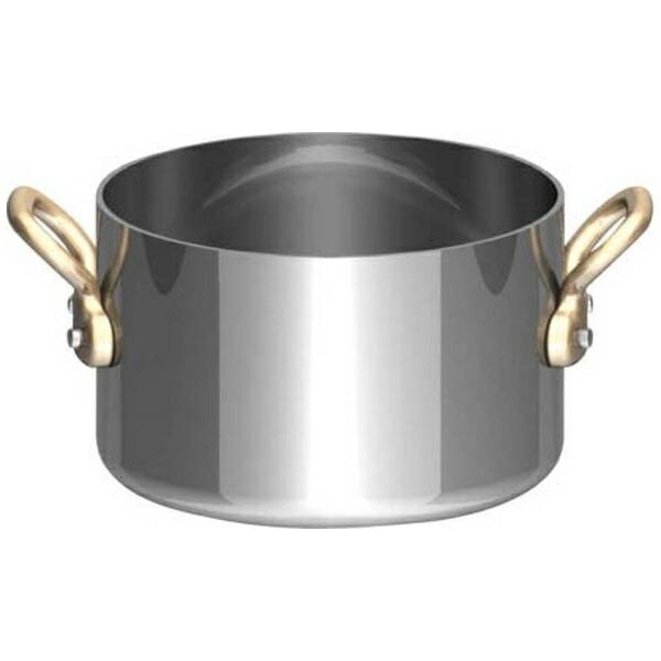 三宝産業SAMPOSANGYOUK18-8プチ半寸胴鍋(蓋無)8cm<PPT8601>[PPT8601]