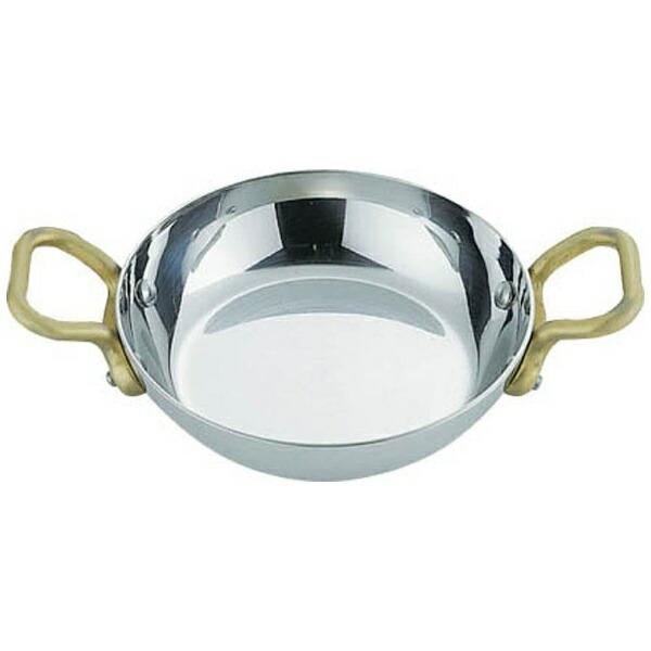 三宝産業SAMPOSANGYOUK18-8プチ両手フライパン9cm<PPT9802>[PPT9802]