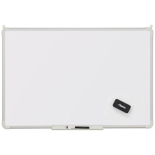 アスカASKAアルミ枠ホワイトボードAWB047(LL)<ZHW0503>[ZHW0503]【wtcomo】