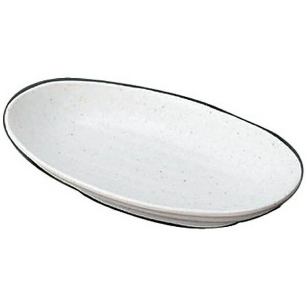 マインMINマインメラミンウェア白小判皿中M11-113<RMI6702>[RMI6702]
