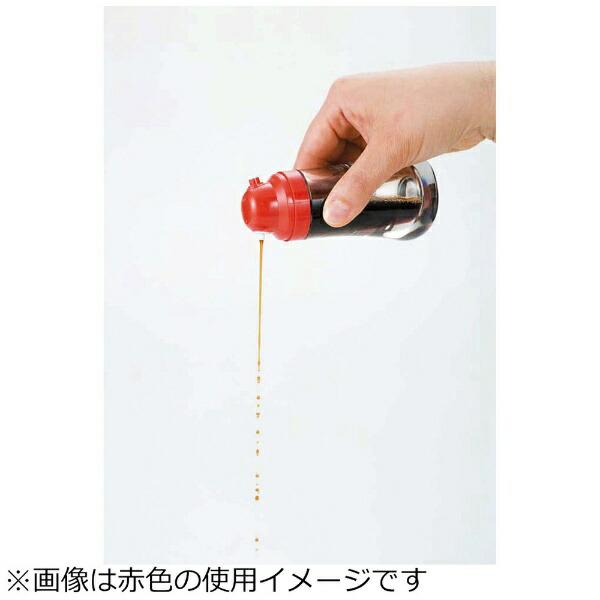 小林樹脂工業健康醤油さしポッタンα赤<PSYE901>[PSYE901]