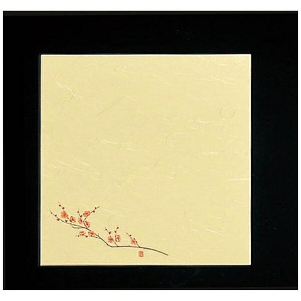 アーテックArtec5寸懐紙四季の花(100枚入)S5-3梅<QKIB9>[QKIB9]