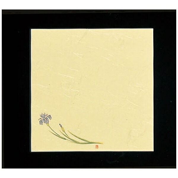 アーテックArtec5寸懐紙四季の花(100枚入)S5-5あやめ<QKIC1>[QKIC1]