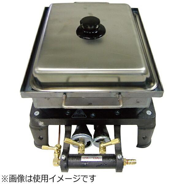 アサヒサンレッドASAHISUNRED18-8角型餃子鍋用蓋<AGY6001>[AGY6001]