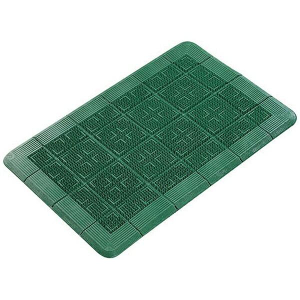 山崎産業クロスハードマット900×1500mm緑<KMT21155A>[KMT21155A]