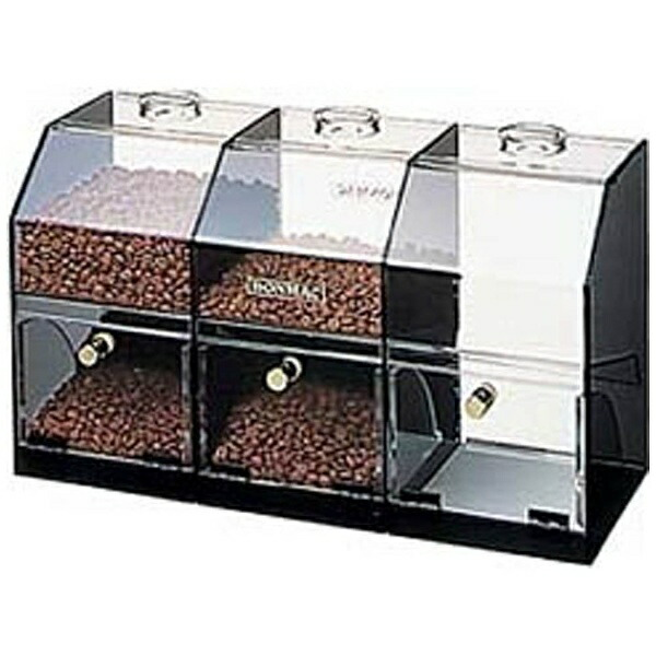 ラッキーコーヒーマシンLUCKYCOFFEEMACHINEボンマックコーヒーケースS-3<FKCE801>[FKCE801]