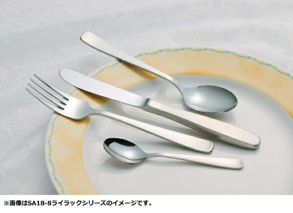 遠藤商事EndoShojiSA18-8ライラックシルバーラージティースプーン<OLI02156>[OLI02156]