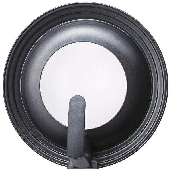 貝印KaiCorporationフッ素樹脂加工フライパンカバースタンド付(24〜28cm)DW5626[000DW5626フライパンカバー]