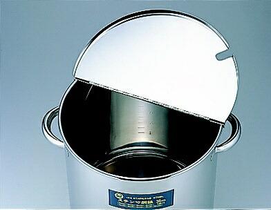 遠藤商事EndoShoji18-8寸胴鍋用割蓋45cm用<AHT7145>[AHT7145]