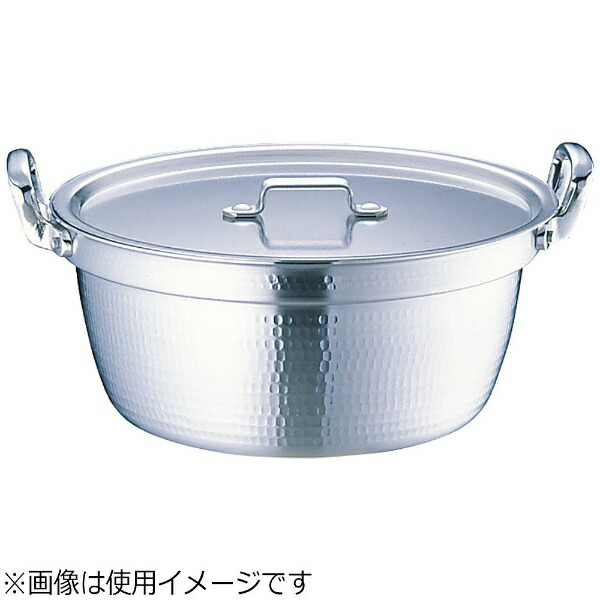 遠藤商事EndoShojiSA円付鍋用アルミ蓋42cm用<ANB12042>[ANB12042]